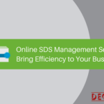 Online SDS Management